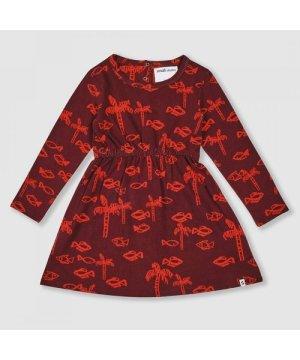 Small Stories Fish Print Dress