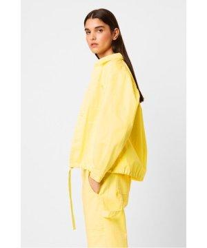 Sekai Neon Workwear Jacket - lemon tonic