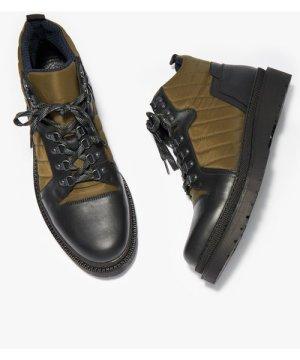 Hiking Ankle Boot - black/tarmac khaki