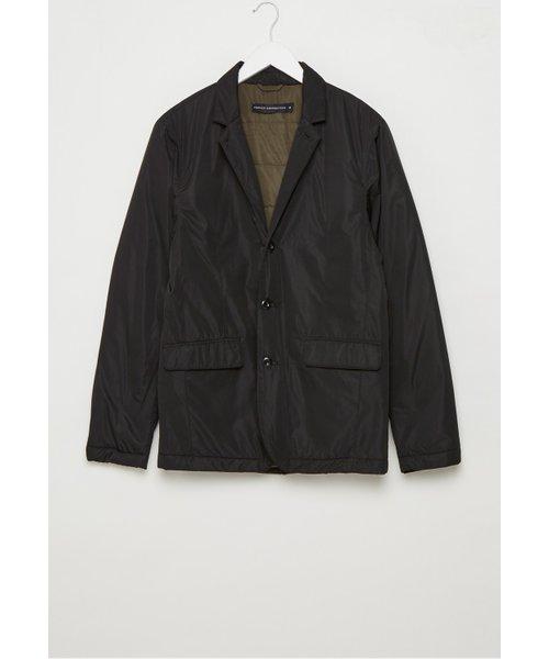 Parachute Contrast Jacket - black/dusty olive
