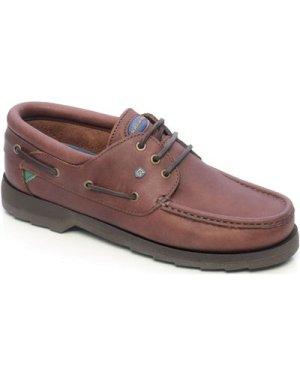 Dubarry Commander Deck Shoes Mahogany 11 (EU46)