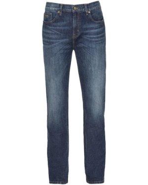 R.M. Williams Mens Ramco Denim Jeans Medium Wash 32