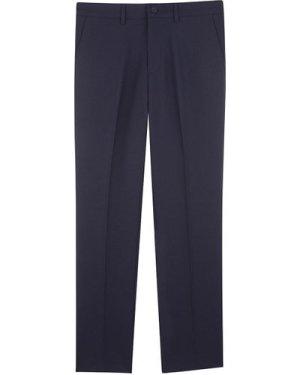 Farah Mens Roachman Flexi Waist Trousers Navy 36