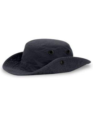Tilley Unisex T3 Wanderer Medium Snap-up Brim Hat Navy 57cm (7 1/8)
