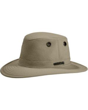 Tilley LT5B Medium Brim Breathable Nylon Hat Soft Olive 56cm (7)