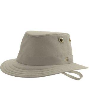 Tilley T5 Medium Curved Brim Hat Khaki 60cm (7 1/2)