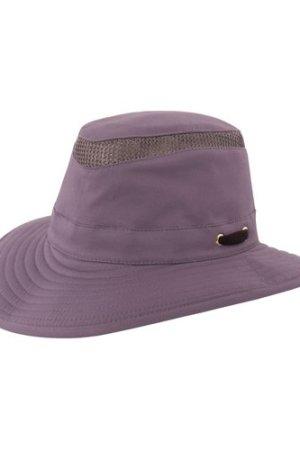 Tilley Unisex T4MO-1 Hikers Hat Purple Haze 59cm (7 3/8)