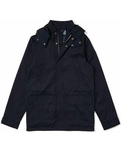 Crew Clothing Mens Torside Jacket Dark Navy Medium