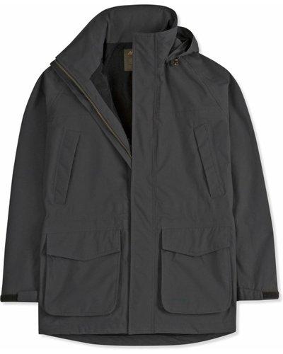 Musto Mens Fenland BR2 Packaway Jacket Liquorice XXL