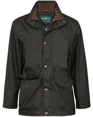 Alan Paine Mens Fernley Field Coat Woodland XL