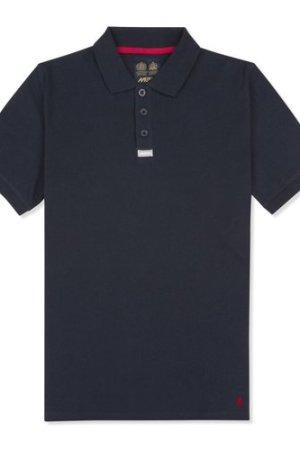 Musto Mens Polo Shirt True Navy Small