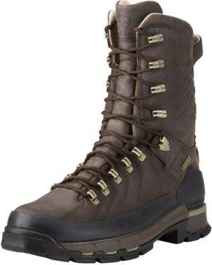 Ariat Mens Catalyst VX Defiant 10 Inch GTX Boots Bitter Brown 12 (EU47)