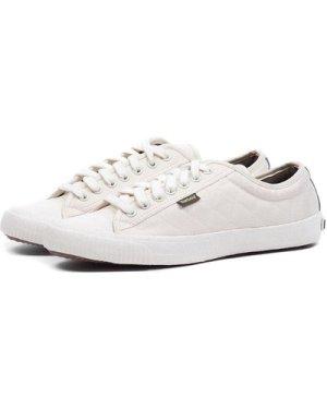 Barbour Mens Centurion Shoes White 7