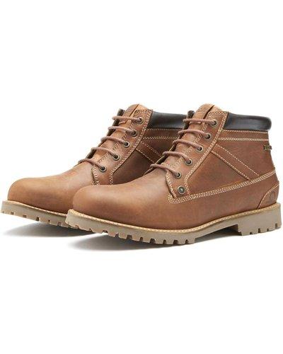 Chatham Mens Grampian WP Ankle Boots Tan 8 (EU42)