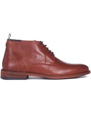 Barbour Mens Benwell Chukka Boot Tan 9 (EU43)