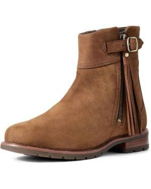 Ariat Womens Abbey Boots Chestnut 4.5 (EU37.5)