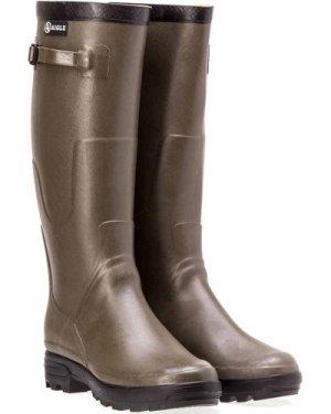 Aigle Benyl Wellington Boots Kaki 3.5 (EU36.5)