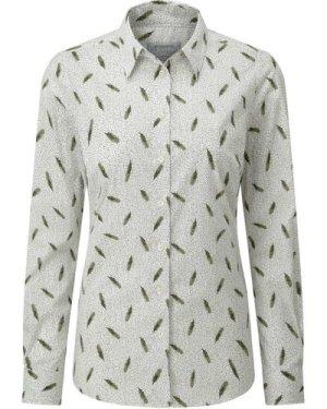 Schoffel Womens Norfolk Shirt Cedar Hare 8