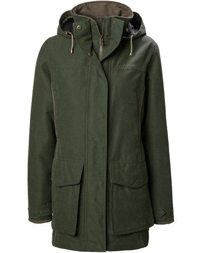 Musto Womens Whisper Highland GTX Primaloft Jacket Dark Green 8