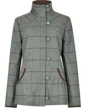 Dubarry Bracken Tweed Utility Jacket Sorrel 18