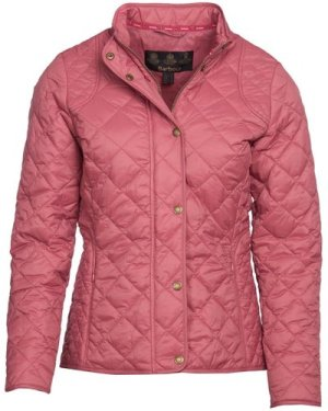 Barbour Womens Elmsworth Quilted Jacket Tayberry 18