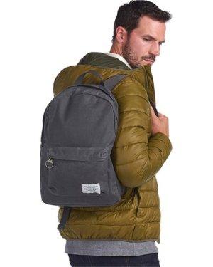 Barbour Unisex Eadan Backpack Grey One
