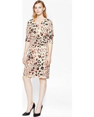 Leopard Kisses Printed Dress