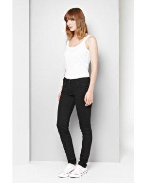 Black Reform Skinny Jeans