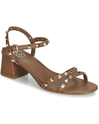 Ash  IGGY  women's Sandals in Brown