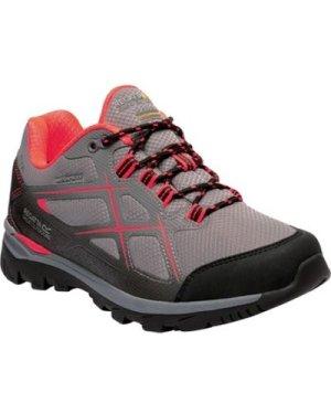 Regatta  Kota II Waterproof Walking Shoes Grey  women's Sports Trainers (Shoes) in Grey