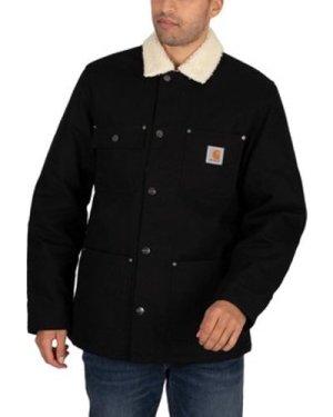Carhartt  Fairmount Sherpa Jacket  men's Coat in Black