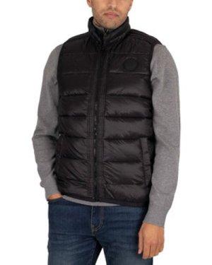 Pepe jeans  Keats Gilet  men's Jacket in Black