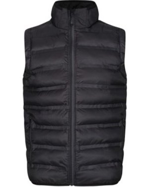 Professional  X-Pro Icefall II Insulated Quilted Bodywarmer Black  men's Jacket in Black