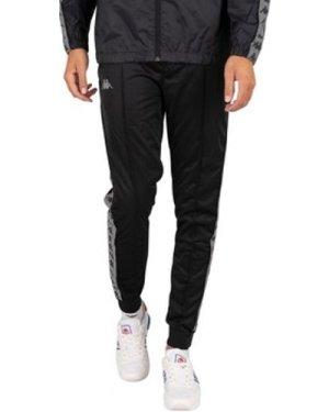 Kappa  222 Banda Connor Slim Joggers  men's Sportswear in Black