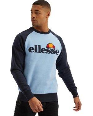 Ellesse  Triviamo Sweatshirt  men's Sweatshirt in Blue