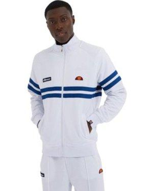 Ellesse  Rimini Track Top  men's Sweatshirt in White