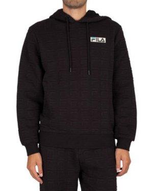 Fila  Liberator Pullover Hoodie  men's Sweatshirt in Black