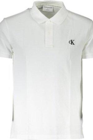 Calvin Klein Jeans  -  men's Polo shirt in multicolour