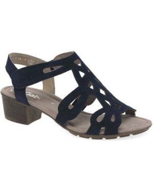 Gabor  Holycron Womens Sandals  women's Sandals in Blue