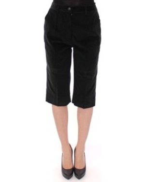 D G  -  women's Cropped trousers in multicolour