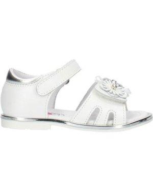 Balocchi  101311 Low Girls White  girls's Children's Sandals in White