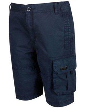 Regatta  Shorewalk Coolweave Cargo Shorts Blue  girls's Children's shorts in Blue