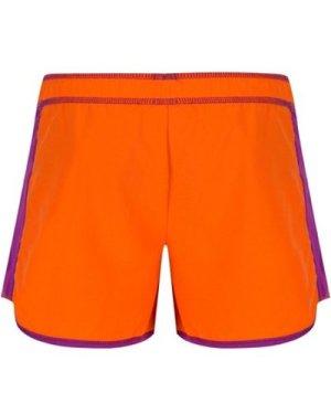 Regatta  Girls Limber Shorts Orange  girls's Children's shorts in Orange