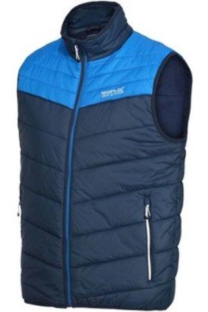 Regatta  Freezeway II Insulated Quilted Walking Bodywarmer Blue  men's Jacket in Blue
