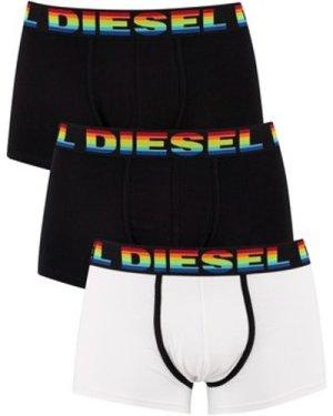 Diesel  3 Pack Damien Trunks  men's Boxer shorts in Multicolour