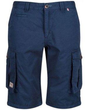 Regatta  Shorebay Vintage Look Cargo Shorts Blue  men's Shorts in Blue