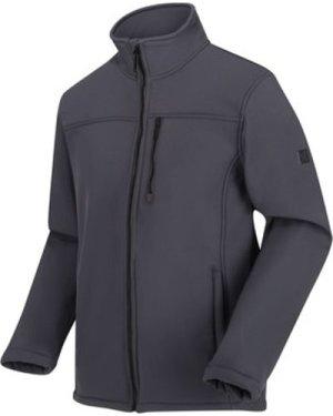 Regatta  Conlan II Windproof Softshell Jacket Grey  men's Jacket in Grey