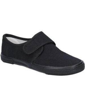 Mirak  Plimsolls  men's Slip-ons (Shoes) in Black