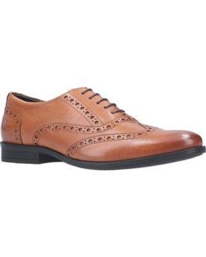 Hush puppies  HPM2000-76-2-6 Oaken Brogue  men's Smart / Formal Shoes in Brown