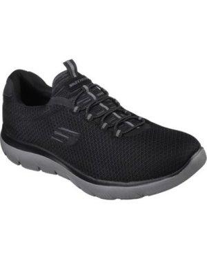 Skechers  52811BKCC6 Summits  men's Walking Boots in Black